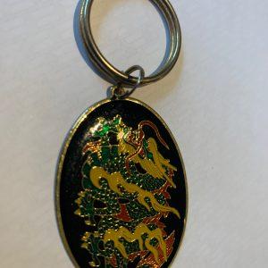 Dragon keyring