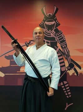 Robert Avery - 1st Kyu brown belt